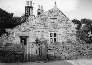 The first Totley School House.