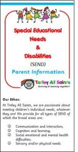 SEN leaflet