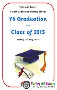 Y6 Graduation